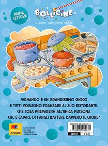 Libro Cuoco Fernando. Ediz. illustrata Silvia Vecchini 1