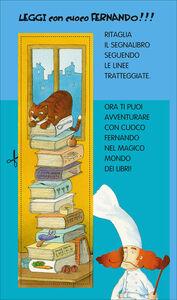 Libro Cuoco Fernando. Ediz. illustrata Silvia Vecchini 2