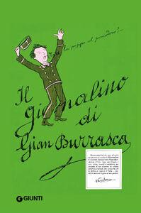 Foto Cover di Il giornalino di Gian Burrasca, Libro di Vamba, edito da Giunti Junior