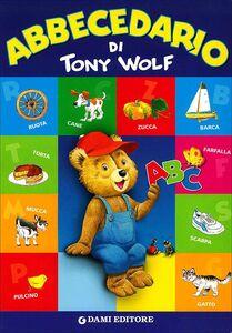 Foto Cover di Abbecedario, Libro di Tony Wolf, edito da Dami Editore