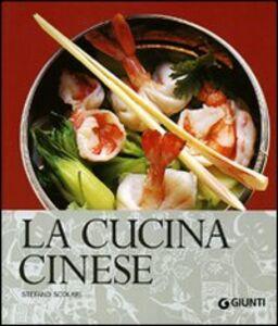 Libro La cucina cinese Stefano Scolari
