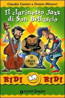 Capturtokyoedition.it Il clarinetto jazz di Son Belluscio Image