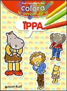 Colora le avventure di Ippa