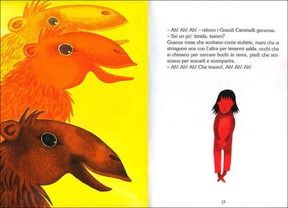 Libro Guance ciliegine Bruno Tognolini 1