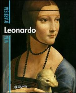 Leonardo - Enrica Crispino - copertina