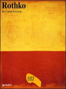 Foto Cover di Rothko, Libro di Riccardo Venturi, edito da Giunti Editore