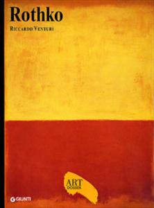Libro Rothko. Ediz. illustrata Riccardo Venturi