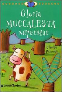 Gloria Muccalesta superstar - Claudia Palombi - copertina