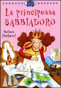 Libro La principessa Sabbiadoro Barbara Pumhösel 0