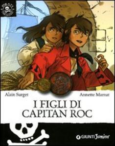 I figli di Capitan Roc - Alain Surget - copertina