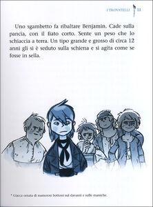 Libro I figli di Capitan Roc Alain Surget 3