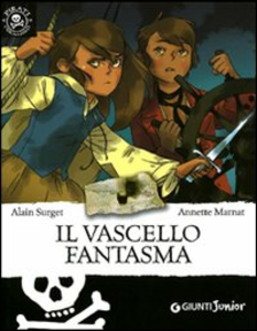 Libro Il vascello fantasma Alain Surget 0