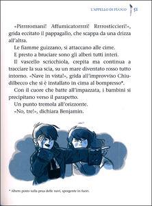 Foto Cover di Il vascello fantasma, Libro di Alain Surget, edito da Giunti Junior 1