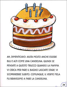 Buon compleanno con il Verme Mela. Ediz. illustrata - Luca Cognolato - 6