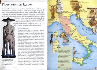 Libro Gli antichi romani Andrea Bachini 1
