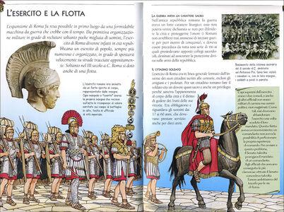 Libro Gli antichi romani Andrea Bachini 2