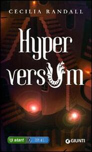 Hyperversum - Cecilia Randall - copertina