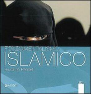 Libro Fondamentalismo islamico Riccardo Redaelli