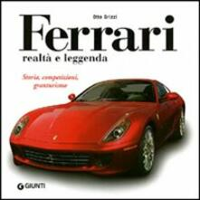 Voluntariadobaleares2014.es Ferrari realtà e leggenda. Storia, competizioni, granturismo Image