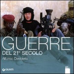 Guerre del 21° secolo - Alfonso Desiderio - copertina