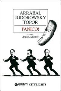 Foto Cover di Panico!, Libro di AA.VV edito da Giunti Editore