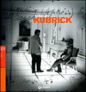 Libro Stanley Kubrick