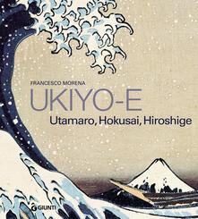 Promoartpalermo.it Ukiyo-e. Hokusai, Hiroshige, Utamaro. Ediz. illustrata Image