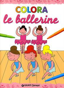 Colora le ballerine