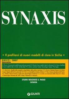 Ipabsantonioabatetrino.it Quaderni di Synaxis. Vol. 25\2 Image