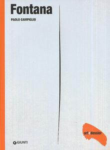 Foto Cover di Fontana, Libro di Paolo Campiglio, edito da Giunti Editore