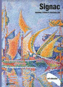 Foto Cover di Signac, Libro di Marina Ferretti Bocquillon, edito da Giunti Editore