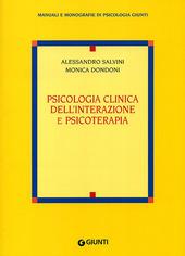 Psicologia clinica dell'interazione e psicoterapia