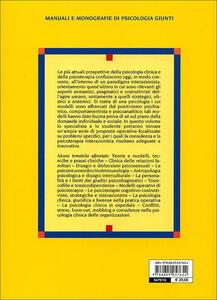 Psicologia clinica dell'interazione e psicoterapia - Alessandro Salvini,Monica Dondoni - 4