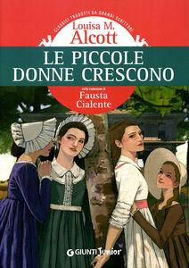 Libro Le piccole donne crescono Louisa May Alcott