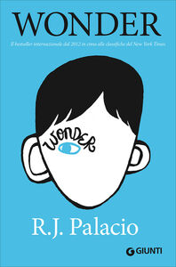 Foto Cover di Wonder, Libro di R. J. Palacio, edito da Giunti Editore