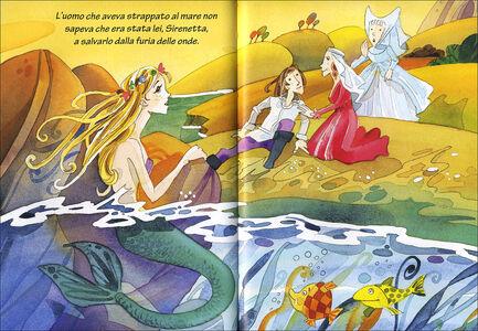 Libro La sirenetta H. Christian Andersen 1