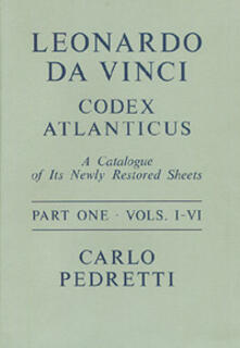Capturtokyoedition.it Codex Atlanticus. Catalogue Image