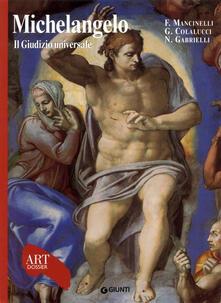 Capturtokyoedition.it Michelangelo. Il Giudizio universale. Con fascicolo in inglese. Ediz. illustrata Image