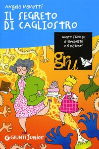Il segreto di Cagliostro - Angela Nanetti - copertina
