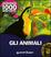 Libro Gli animali Mariagrazia Bertarini , Paolo Fabris , Elisa Prati 0