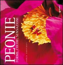 Squillogame.it Peonie. Forme, colori, sensazioni. Ediz. illustrata Image