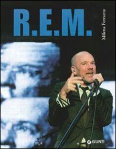 Foto Cover di R.E.M., Libro di Milena Ferrante, edito da Giunti Editore