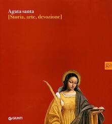 Antondemarirreguera.es Agata santa. Storia, arte, devozione Image