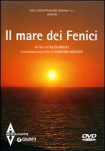 Il mare dei fenici. DVD - Folco Quilici - copertina