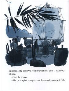 Libro L' isola degli squali Alain Surget , Annette Marnat 1