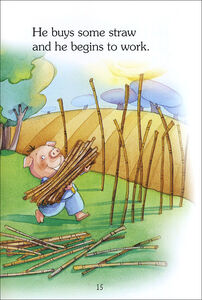 Foto Cover di The three little pigs-I tre porcellini. Con CD Audio, Libro di  edito da Giunti Junior 1