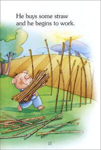 Foto Cover di The three little pigs-I tre porcellini. Con CD Audio, Libro di  edito da Giunti Junior 3