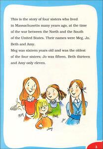 Little women. Con traduzione e dizionario. Ediz. illustrata - Louisa May Alcott - 2