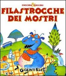 Winniearcher.com Filastrocche dei mostri. Ediz. illustrata Image