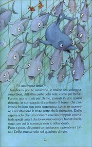 Foto Cover di Il delfino e l'anguillina, Libro di Nello Anselmi, edito da Giunti Junior 3